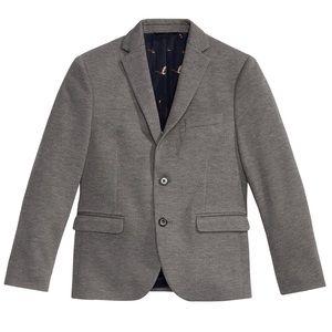 🆕 RALPH LAUREN boys knit suit blazer